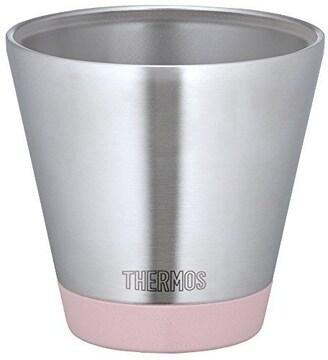 人気急上昇!サーモス 真空断熱カップ 400ml ピンク