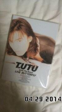 TM NETWORK宇都宮 隆Live Butterflyピンナップセットウツ