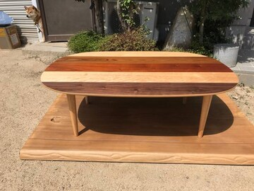 おしゃれこたつテーブル120日本製・ヒーター別売り