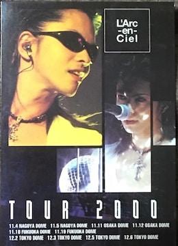 L'Arc-en-Ciel トレーディングカード ツアー2000