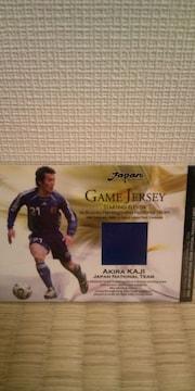 2006 日本代表 加地亮 ジャージカード