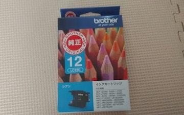 brother LC12C 新品 インクカートリッジ ブルー
