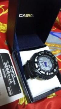 カシオプロトレックPRW-2500 タフソーラー電波腕時計定価40000円