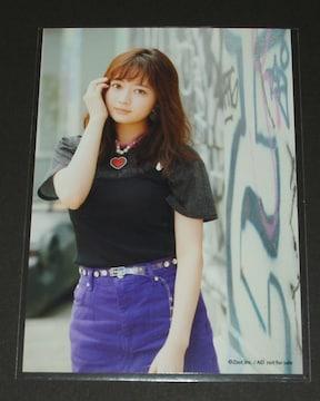 SKE48 FRUSTRATION 生写真1枚 江籠裕奈