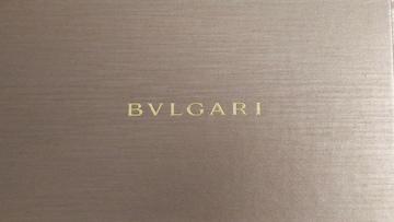 ブルガリ*BVLGARI*長財布*箱