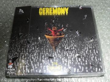 King Gnu/キングヌー【CEREMONY】初回盤(CD+Blu-ray)LIVE映像