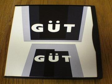 CD GUT GUT(坂本龍一グートレーベル)廃盤