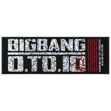 BIGBANG スポーツタオル 未開封