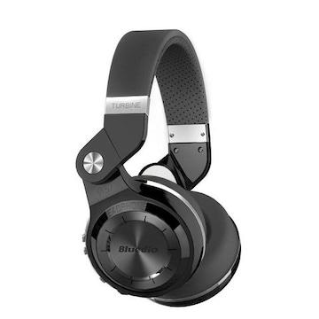 Bluetoothワイヤレスヘッドホン 折畳回転式 ブラック