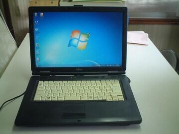 すぐ使える Windows7  DVD ワイド  FMV-A8280  2G/320G