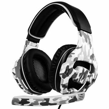「ゲーミングヘッドセット」 「SADES」3.5mm ヘッドフォン