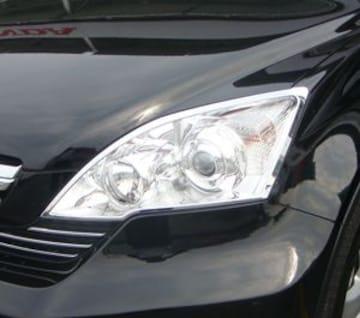 ホンダ メッキヘッドライトリング CR-V RE3 RE4