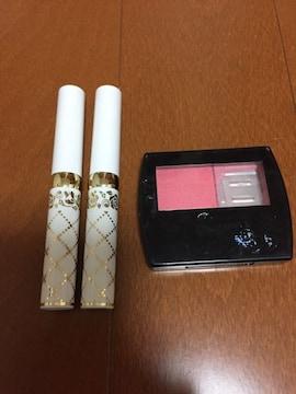 コスメまとめ売り(*^ω^*)ピンク系