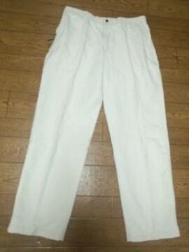 コロンビア 白パンツ 34