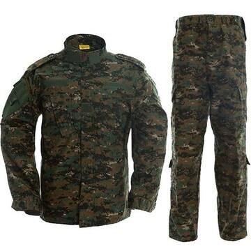 陸上自衛隊 戦闘服 特殊部隊 大きいサイズ レディース 迷彩 L