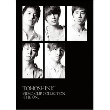 ■DVD『東方神起 VIDEO CLIP COLLECTION 通常版』韓国