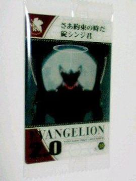 エヴァンゲリオン〜『さあ約束の時だ碇シンジ君』 S-10