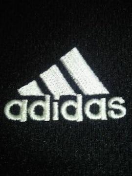 adidas アディダス メッシュ ブラック Oサイズ サイド グレー 通気性抜群 Tシャツ