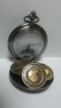 ドラゴンクエスト ロトのしるし懐中時計&スライムメダル4枚