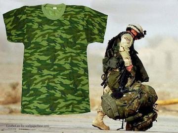 新品 Armed Police Camoflage キャモフラ T−シャツ AP-120