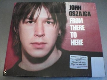 John Oszajca CD From There to Here 新品