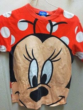 ミニーマウス Tシャツ Mサイズ