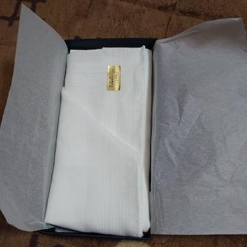 送料込み 帝国繊維製 3000円相当リネンハンカチーフ