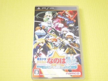 PSP★魔法少女リリカルなのはA's PORTABLE THE BATTLE OF ACES