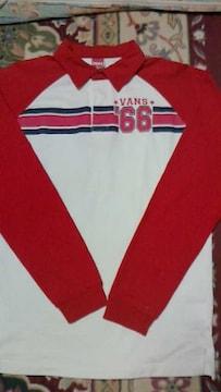 【VANS 66】20年以上前のポロシャツ:未使用size L