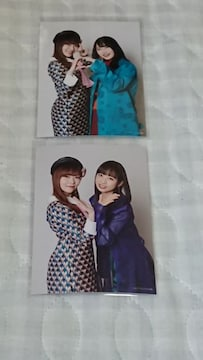 AKB48 ジワるDAYS特典写真2枚セット