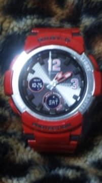カシオBABY-Gショックレディース電波ソーラー腕時計BGA-2100アゾン44800円