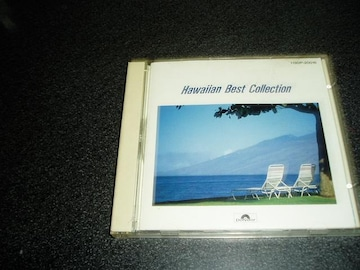 CD「山口軍一/ハワイアン・ベストコレクション」85年盤 即決