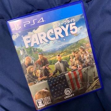 ファークライ5 Far Cry5 PS4