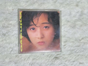 CDs 渡辺美奈代 抱いてあげる c/w Tururu '88/8