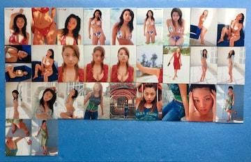 小池栄子 カード 29枚 セット ビキニ 撮影 グラビア 写真 トレカ