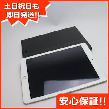 ●美品●SOFTBANK iPad 第5世代 32GB スペースグレイ●