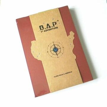 レア【廃盤】B.A.P アメリカ横断ドキュメンタリーDVD2枚組&写真集★デヒョン