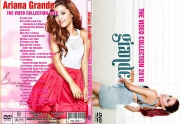 アリアナグランデ・2016最新 21曲プロモPV集・Ariana Grande