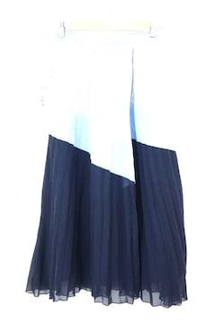 ELENDEEK(エレンディーク)切り替えプリーツスカートプリーツスカート