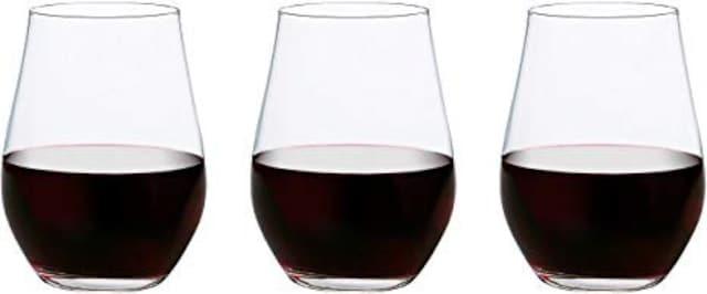 アデリア ワイングラス 360ml 割れにくい ワインタンブラーM 3個  < インテリア/ライフの