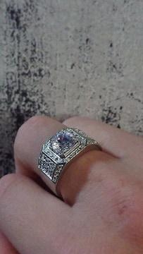 キラキラリング オラオラリング 指輪