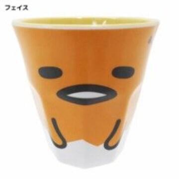 【ぐでたま】可愛い軽くて割れにくい♪メラミンカップ コップフェイス