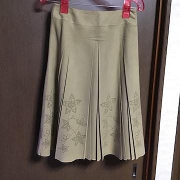 キャサリンロス 花柄スカート