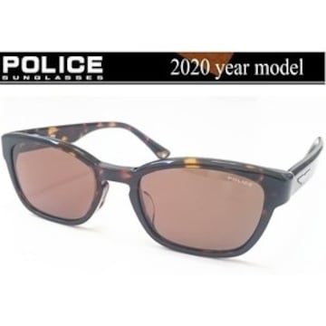 POLICE 2020年モデル ポリス/サングラス SPLA66J-0710