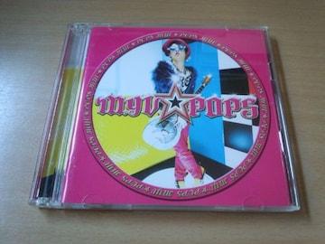 MIYAVI CD「MYV☆POPS」雅 DVD付初回盤●
