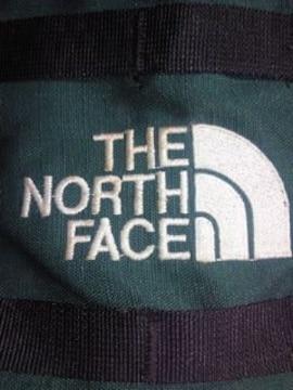 THE NORTH FACE ノースフェイス ウエストポーチ BAG バッグ 鞄 ブラック グリーン