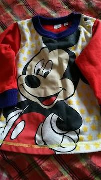 Disney☆Mickey☆トレーナー☆size90