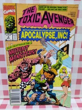 『THE TOXIC AVENGER』マーベルコミックス