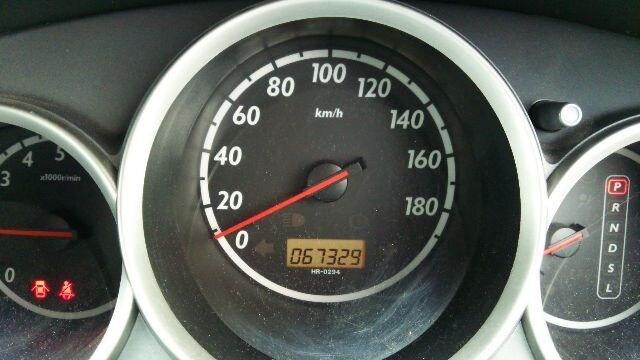 激安低走行ワンオーナーフィット 67400キロ実走行早い者勝ち < 自動車/バイク