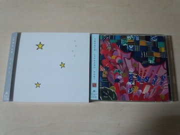 Cocco CD「きらきら」「ザンサイアン」コッコ2枚セット★